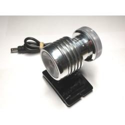 EXR1100, aluminium poli, fixation type caméra