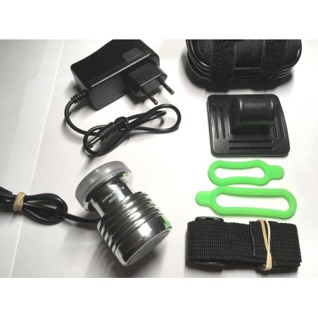 Lampe Compacte EXR1100 Basic couleur aluminium poli
